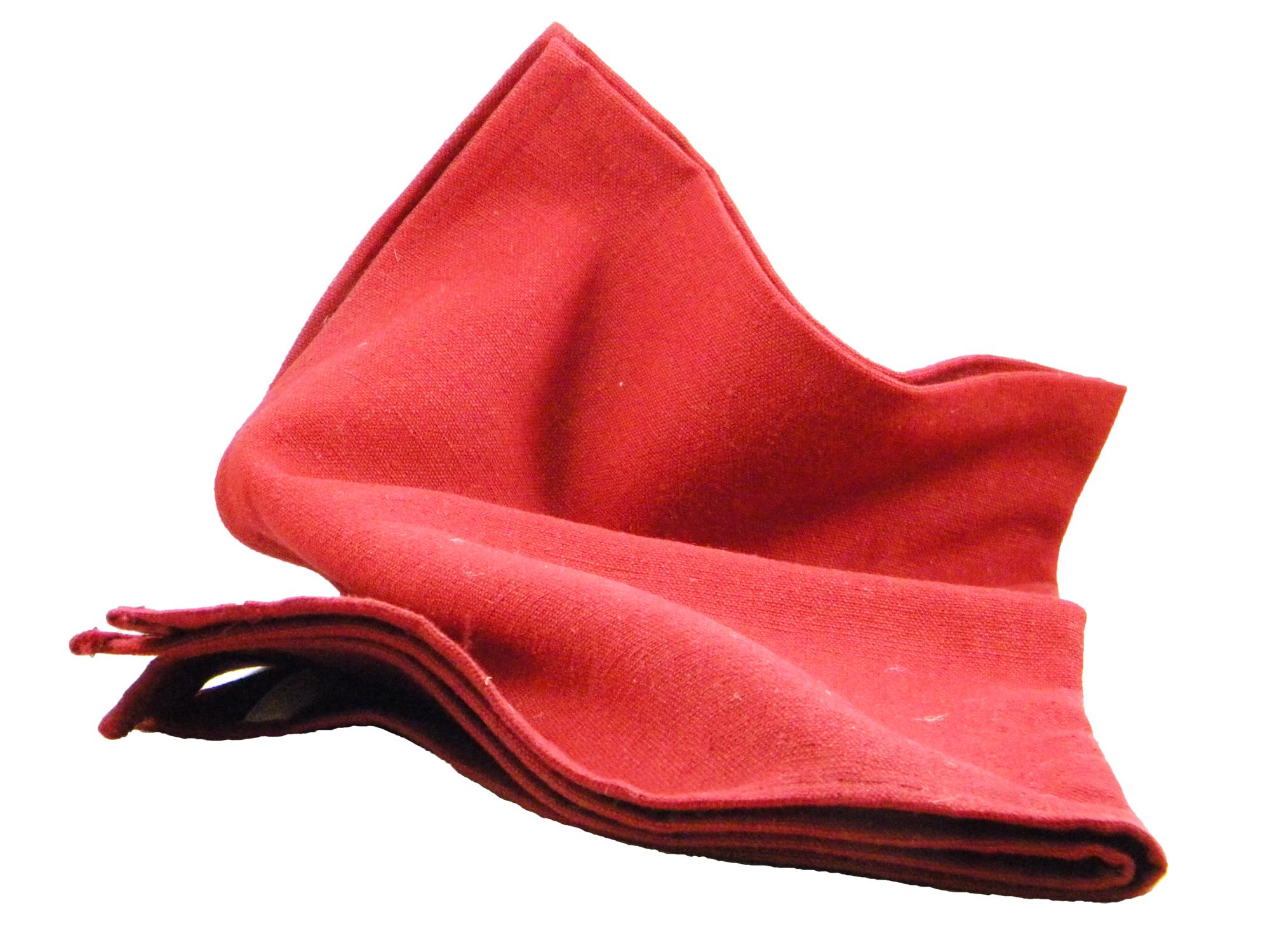 Tessuti per la casa canovaccio da cucina rosso - Canovaccio da cucina ...